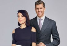 Bethenny and Fredrik