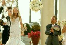 Tamra's OC Wedding picture