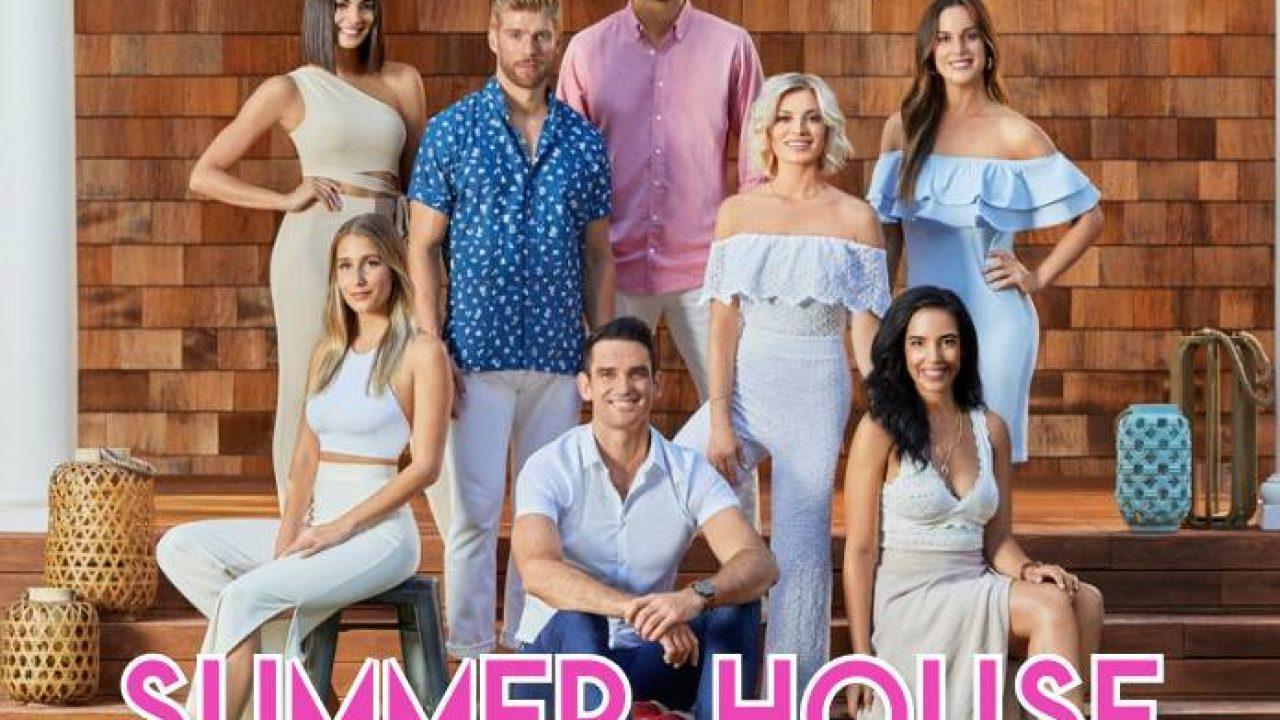 Amanda Batula Naked summer house season 3 episode 1 recap on bravo tv